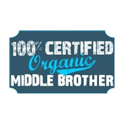 organic middle brother