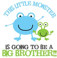I'm Going to be Big Brother Monster