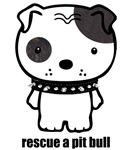Rescue a Pit Bull