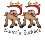 Santa's Little Buddies TWINS