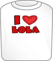 I heart Lola