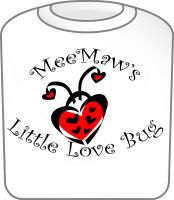 MeeMaw's Love Bug Ladybug