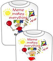 Meme Fun Girl