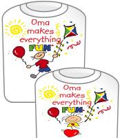 Oma Fun Girl