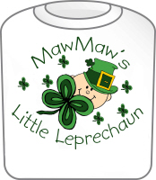 New MawMaw's LeprechaunSection
