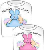 Nana's Little Bunny GIRL