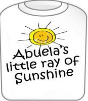 Abuela's Sunshine T-Shirt