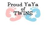 New YaYa Twins Girl Boy