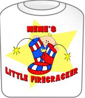 Meme Firecracker July 4th