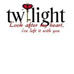 Twlight T-Shirt Heart