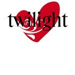 Twilight Heart T-shirt