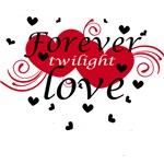 Forever Love Twilight T-Shirt
