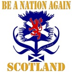 Be a nation again Scotland