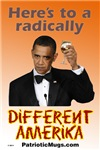 Radically Different America