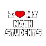 Math Teacher Shirts & Apparel