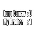 Lung Cancer Survivor: My Brother