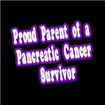 Proud Parent of Pancreatic Cancer Survivor