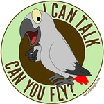 CAG - I Can Talk, Can You Fly?