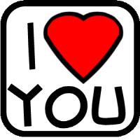 I heart (you)