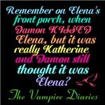 Kiss on Elena's Porch 2, color