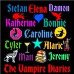 Vampire Diaries Characters