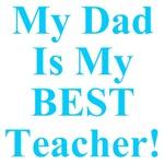 My Dad Is My Best Teacher!