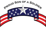 Proud Son of a Soldier, Stars & Stripes©