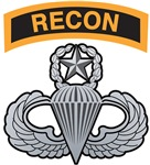 Recon Tab over Master Airborne Wings