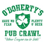 O'Doherty's Irish Pub Crawl