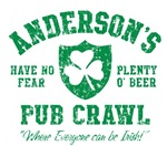 Anderson's Irish Pub Crawl
