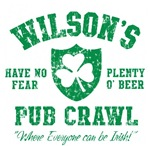 Wilson's Irish Pub Crawl
