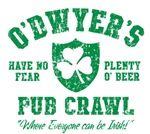 O'Dwyer's Irish Pub Crawl