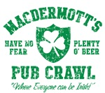MacDermott's Irish Pub Crawl