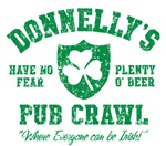 Donnelly's Irish Pub Crawl