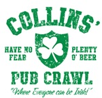 Collins' Irish Pub Crawl