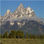Grand Tetons Morning