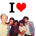 I Heart One Direction
