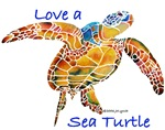 LOVE A SEATurtle