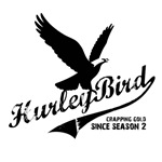 Hurley Bird - Lost tshirts black
