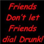 Friends Don't let _