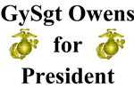 GySgt Owens for President
