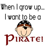 When I grow up: Pirate #3