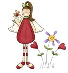 Flower Angel D1