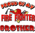 Proud of my Firefighter brother