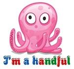 I'm a handful