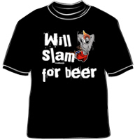 Will slam for beer