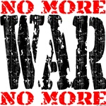 NO MORE WAR NO MORE