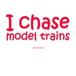 I Chase Model Trains