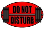 DO NOT DISTURB T-Shirts, Gym Apparel, and Gifts