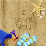 Beach I Love You